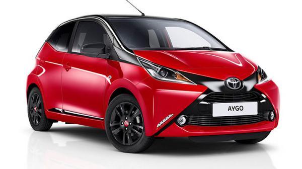 Toyota Aygo or similar*