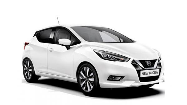 Nissan Micra New or similar*